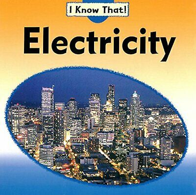I Know That: Electricity by Llewellyn, Claire Hardback Book The Cheap Fast Free