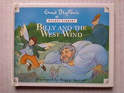 Billy and the West Wind (Blyton pocket library) by Blyton, Enid Paperback Book