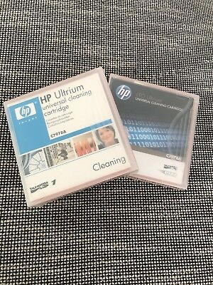 HP C7978A LTO Cleaning Cartridge