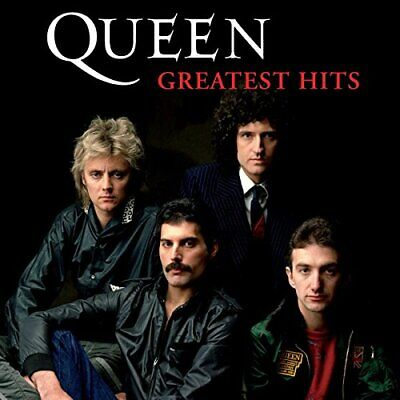 Queen - Greatest Hits I (2011 Remaster) - Queen CD JAVG The Cheap Fast Free Post
