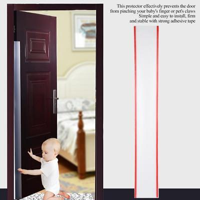 Child Safety Door Finger Pinch Guard Hinge Protector for The Front of Door
