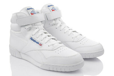 Reebok Ex-O-Fit Hi Scarpe Uomo da Ginnastica High Top Sneaker Casual Sale