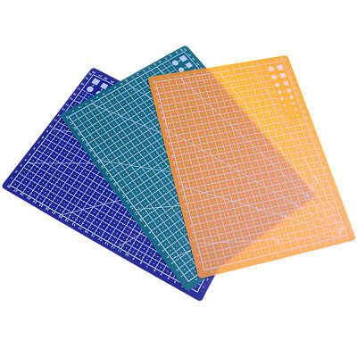 office stationery cutting mat board a4 size pad model hobby design craft toolFL