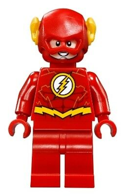 Lego Super Heroes The Flash sh473 (From 76098) Justice League DC Figurine New