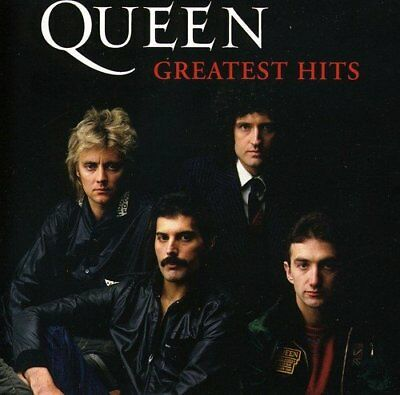 Queen - Greatest Hits - New CD Album / Free Delivery Bohemian Rhapsody