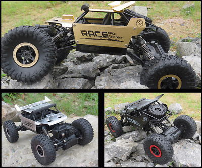 Flytec 9118 1/18 2.4G 4WD 35km/h ELÉCTRICO RTR OFF ROAD BUGGY RC COCHE K1 RC Car