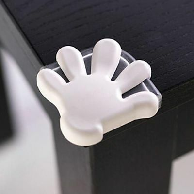 8X Desk Table Edge Corner Bumpers Guards Kids Baby Safety Protector Ikea