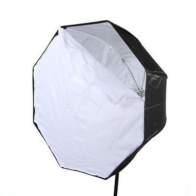 "80cm 32""Octagon Umbrella Softbox Reflector Fr Speedlite /Studio Flash / lighting"