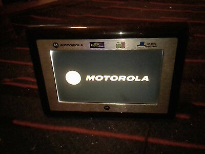 Digital Photo Frame Motorola Mf1001 10 Inch With Video Music
