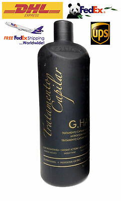 Ghair Inoar Brazilian Keratin Moroccan 1 Lt Only Treatment Shipping Fedex Or Ups