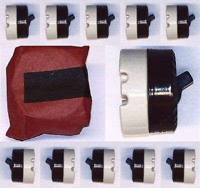 10 PCS LOT Vintage electrical GE toggle wall switch porcelain bakelite 10A 1/2HP