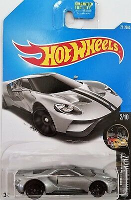 Hot Wheels  Ford Gt