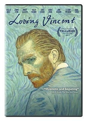 LOVING VINCENT New Sealed DVD Van Gogh