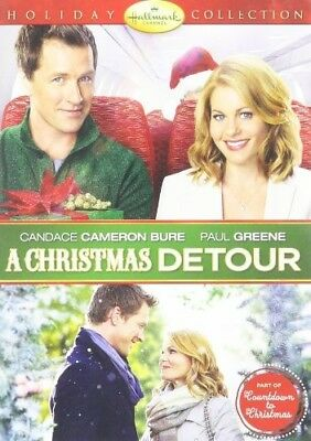 CHRISTMAS DETOUR New DVD Hallmark Channel Candace Cameron Bure