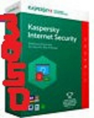 Kaspersky INTERNET Security 2018 Global  Key/ 1 Device/ 1 year /PC-Android 13$