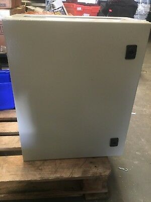 Lohmeir Electrical Isolation Box 50 x 40 x 20 with key Inner panels and fixings