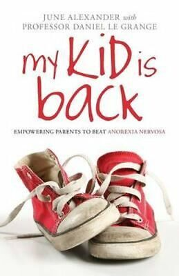 NEW My Kid is Back By June Alexander Paperback Free Shipping