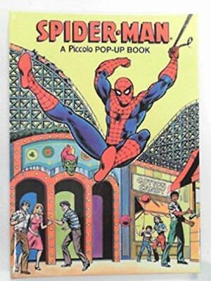 Amazing Spiderman Pop-up Book (Piccolo Books) by Lee, Stan Paperback Book The