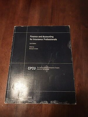 FINANCE & ACCOUNTING for Insurance Professionals 2nd Ed