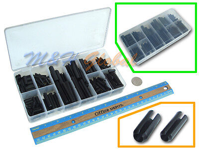 315 PCS ROLL PIN Fastener SNAP Assortment