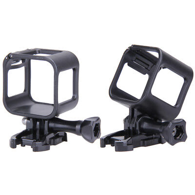 Low Profile Housing Frame Cover Case Mount Holder for GoPro Hero 4 5 Sessio