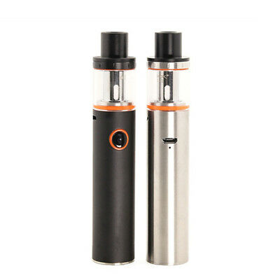 Micro USB LED  Kit Vape Electronic E Pen Cigarette 1650mAh Tank Vapor Dual Core