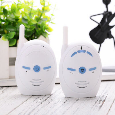 3675 Wireless Portable Digital Audio Baby Kids Voice Monitor Two-Way Talk Interp