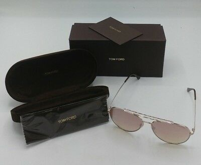cd5fe7853d TOM FORD FASHION Frames TF497 Indiana 028 Gold Brown 60mm FT0497 ...