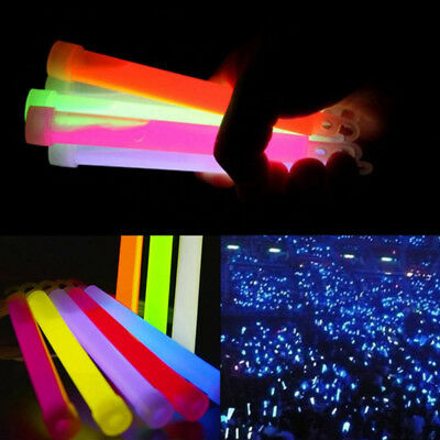 1pc/5pcs Industrial Grade Glow Sticks Light Stick Party Camping Glowstick