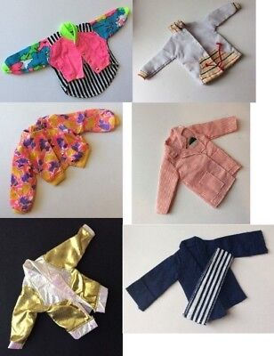 Sindy doll Attractive Jackets Multi listing Choose your Jacket from the menu