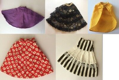 Sindy doll 1980s Attractive Skirts Multi listing Choose your Skirt from menu