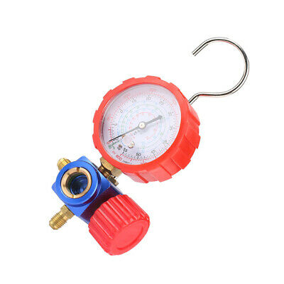 Air Condition Manifold Gauge Manometer& Valve 800psi 55kgf/cm² & Visual Mirror