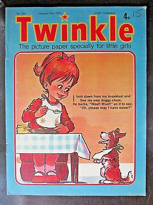 TWINKLE.  NO.364   JANUARY 11th.  1975.