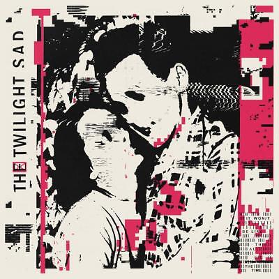 The Twilight Sad IT WON/T BE LIKE THIS ALL THE TIME CD ALBUM NEW (18TH JAN)