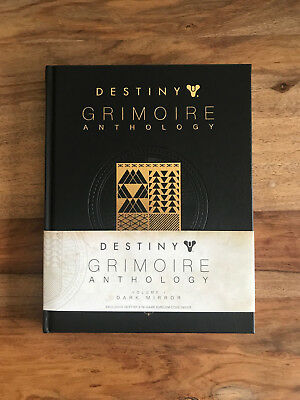 Destiny Grimoire Anthology, Vol I by Bungie Inc [NO EMBLEM CODE INCLUDED]