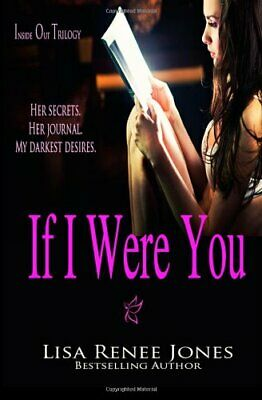 If I Were You: Inside Out Trilogy: 1 by Jones, Lisa Renee Book The Cheap Fast