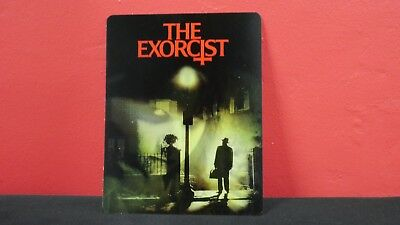 THE EXORCIST - 3D Lenticular Magnet / Magnetic Cover for BLURAY STEELBOOK