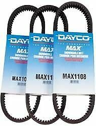 Carlisle - MAX1049 - Ultimax Max Drive Belt, 1 1/4in. x 43 3/16in.