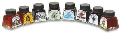 WINSOR NEWTON ARTISTS DRAWING INKS 14ml - 25 Colours