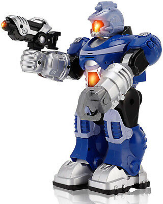 Toys For Boys Kids Children Walking Robot for 3 4 5 6 7 8 9 10 Years Olds Age