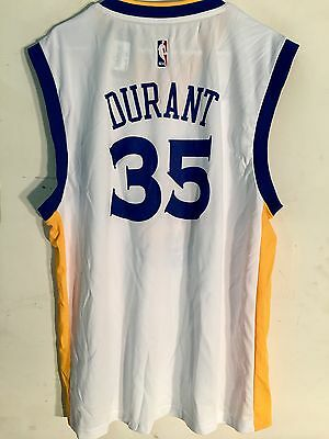 be917707399 ADIDAS NBA JERSEY Golden State Warriors Kevin Durant Black Alt sz XL ...