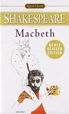 Macbeth (Signet Classics) by Shakespeare, William Paperback Book The Cheap Fast