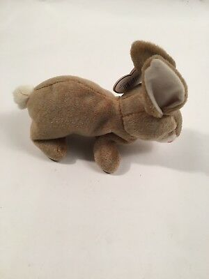 Nibbly The Rabbit  By 1999 Ty Inc. The Beanie Babies Collection
