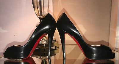 43f75fc07ef AUTHENTIC CHRISTIAN LOUBOUTIN Very Prive - $375.00 | PicClick