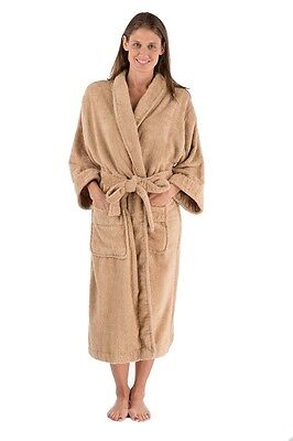 Luxury Women s Spa Bathrobe 70%Bamboo 30%Cotton Eco Friendly Hypoallergenic  ... 0a0670d02