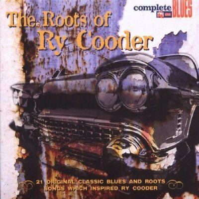 Various Artists-The Roots of Ry Cooder CD NEW