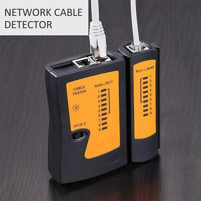 Gadget Network LAN Cable Tester Cat 5 / 5e / 6 / UTP cables with RJ-11 & RJ-45