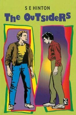 The Outsiders (New Windmills KS3) by Hinton, S.E. Hardback Book The Fast Free