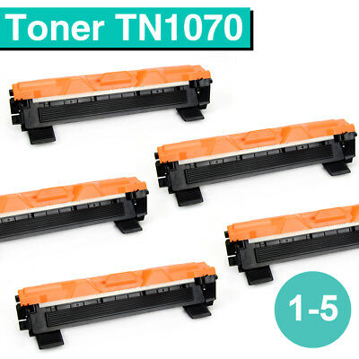 1-5 Toner for Brother TN-1070 DCP-1510 HL-1110 HL-1210W MFC-1810 1500 pages