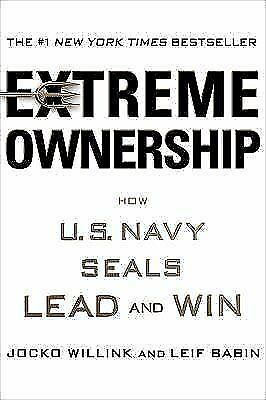 Extreme Ownership: How U.S. Navy SEALs Lead and Win by Jocko Willink KINDLE-EPUB